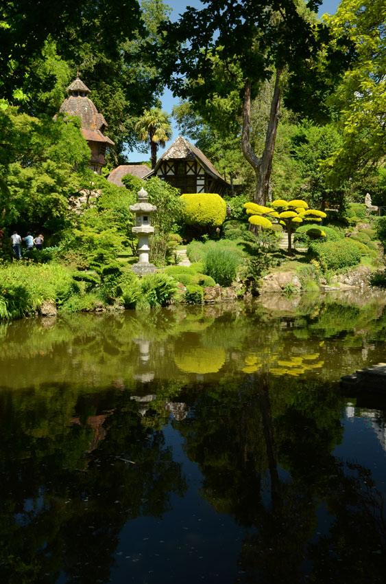 Jardin japonais et sa symbolique