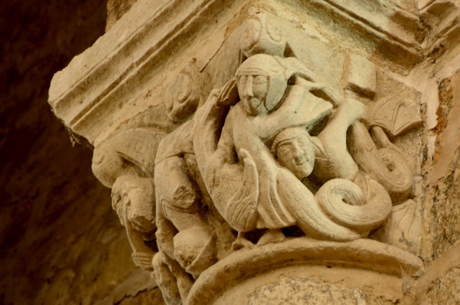 femme serpente ou fée Mélusine ?