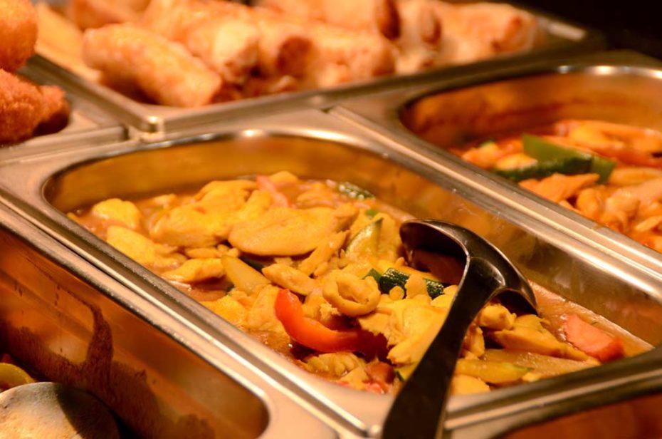 Petit plat poulet asiatique