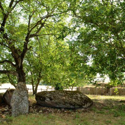 Le dolmen des Pierres Folles